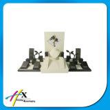 Hot Acryl Holz Schmuck Oaptical Bild-Anzeige für Ausstellung