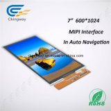 "Ckingway 전시 7 "" 500 CD/M2 옥외 색깔 LCD 모듈"