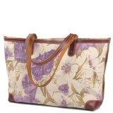 La lona de la impresión del diseñador empaqueta los bolsos de las señoras de la manera (RS-8589B)