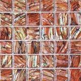 Mattonelle di mosaico madreperlacee di vendita delle coperture calde della tintura