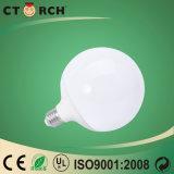 Eficiência elevada do bulbo G80 13W do diodo emissor de luz de Ctorch com certificado de Ce/RoHS
