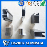Perfil de alumínio de alumínio personalizado do OEM para o indicador e a porta