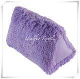 Pelliccia molle della peluche di PV per il cuscino