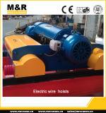 0.75トン低価格の電気ワイヤーロープ起重機