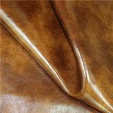 Veloursleder-Schutzträger-Techniken hoch Abnutzung-Beständiges künstliches Microfiber Sofa-Leder