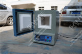 four à moufle de chambre de la température élevée 1200c pour le matériel de laboratoire