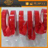 Acryldoppeltes versah Band-wasserdichtes doppeltes mit Seiten versehenes anhaftendes Schaumgummi-Band mit Seiten