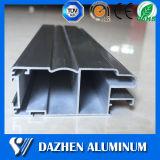 Da extrusão de alumínio revestida da porta do indicador do pó ODM de alumínio do OEM do perfil