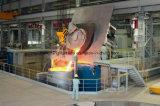 鋼鉄棒の鋳造の炉