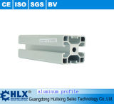Profil d'extrusion de l'aluminium 4040 avec des certificats de la CE