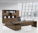 알루미늄 구조 탁상용 은 훈장 행정실 테이블 (HX-ND5072)