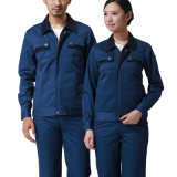 Uniforme uniforme do Workwear da forma da roupa de trabalho dos homens da fábrica