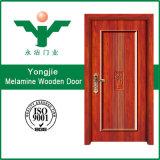 Дверь меламина хорошего качества Yongkang деревянная