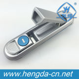 Bloqueios do painel da porta do gabinete de controle elétrico com chave (MS732)