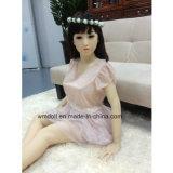 Nieuwe 145cm Levensechte Doll van het Geslacht van het Silicone met het Skelet van het Metaal