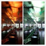 54X3w novos RGBW Waterproof a luz da PARIDADE do diodo emissor de luz para a iluminação ao ar livre (ICON-A011B)