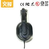 Mic를 가진 편리한 휴대용 PC 헤드폰 헤드폰 이어폰