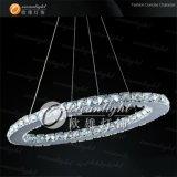 Lámparas modernas cristalinas de las lámparas pendientes de la iluminación LED del océano para la sala de estar Om88013