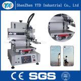 Máquina de impressão da tela lisa da alta qualidade para produtos pequenos