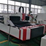 Einzelne Faser-Laser-Maschine des Tisch-1500W für metallschneidendes