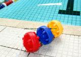 Le syndicat de prix ferme de corde de voie de couleur de corde de voie de piscine flotte la voie