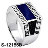 Fabrik Hotsale Form-Schmucksache-Ring-Silber 925
