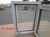 China por mayor de UPVC inclinación Gire de Windows con aislamiento de cristal