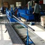 Máquina formadora de rollo de soporte de panel solar