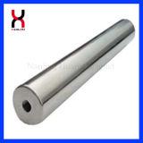 NdFeB Stabmagnet-Rod-Magnet mit 12000 Gauß-Schrauben-Löchern