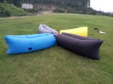 Beach Inflatable Nylon Air Lounger (YA77)