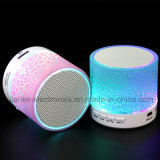 Miniheller Bluetooth Lautsprecher radioapparat USB-LED (572)