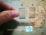 RFID ISO18000-6c NXP Ucode7 Az-F7はUHF IDチップ象眼細工を分類する