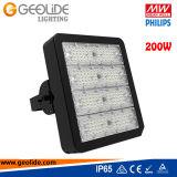 QualitätsPhilps SMD 3030 LED Tunnel-Licht 200W mit Cer RoHS (TL101-200W) des Meanwell Fahrer-IP65