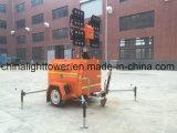 専門デザイン屋外の高い内腔DC LED軽いタワー