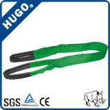 Qualitäts-Hebegurt-Polyester-flacher Material-Riemen-Riemen-Sicherheitsfaktor