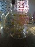 Inflable burbuja parachoques del balón de fútbol / Cuerpo Bumper Ball