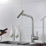 Бак нержавеющей стали Faucet кухни с краном вращать 360 градусов