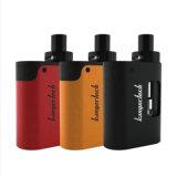 5 LED-Batterie 1600mAh Kanger neue E-Zigarette Togo-Miniinstallationssatz