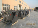 4t - 30トンの等級分けのバケツを傾ける掘削機のための坑夫の傾きのバケツ