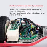 autoped 6.5inch Hoverboard met LEIDENE Lijn
