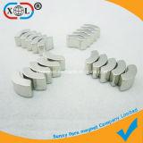 U-Form kleiner kundenspezifischer Magnet in der Industrie
