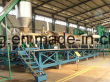Kleine Capaciteit van de Machine van het Recycling van de Band van het Afval