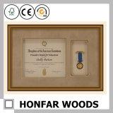 Картинная рамка рамки медалей деревянная для домашнего украшения