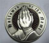 Fábrica que faz a moeda de bronze antiga