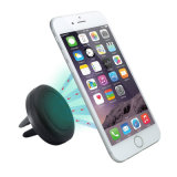 Fuente de la fábrica universal de montaje de aire de ventilación coche magnético titular del teléfono para el iPhone 6 6 más Android