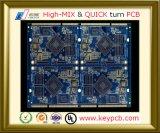 Placa Multilayer do PWB do protótipo da placa de circuito impresso da eletrônica do OEM 2-28 HDI para de controle remoto