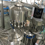 Máquina de rellenar purificada automática del agua