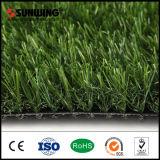 Esteira 25mm artificial ao ar livre da grama do trigo do jardim da boa qualidade