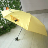 Open Open and Close 4 parapluie pliable (YS-4F2002A)
