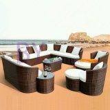 Sommer Romanric PET Rattan-Sofa